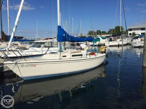 Used Cal 24 Sloop Sailboat For Sale
