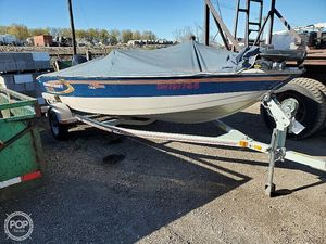 Used Princecraft Pro 165SC Aluminum Fishing Boat For Sale