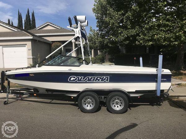 Used Calabria Laguna Ski and Wakeboard Boat For Sale