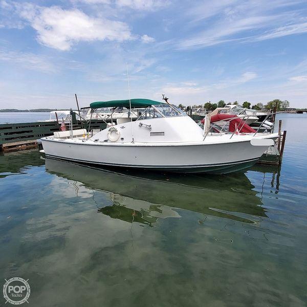 Used Bertram Bahia-Mar 31 Walkaround Fishing Boat For Sale