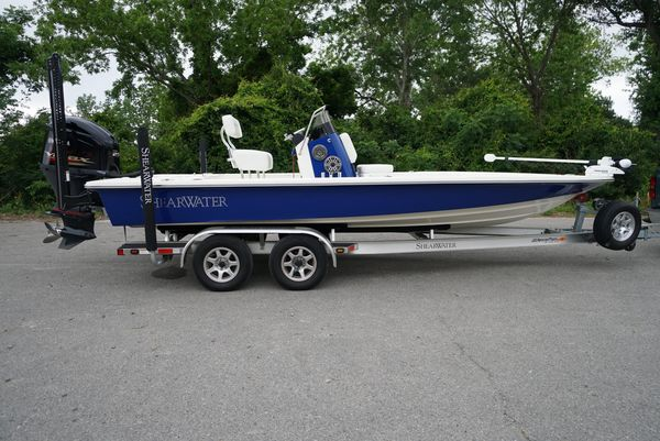 Used Shearwater x22 Saltwater Fishing Boat For Sale