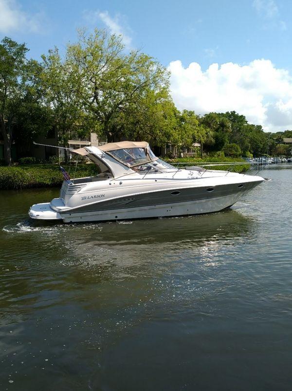 Used Larson Cruiser Boat For Sale