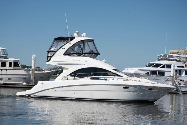 Used Sea Ray Sedan Bridge 390 Motor Yacht For Sale
