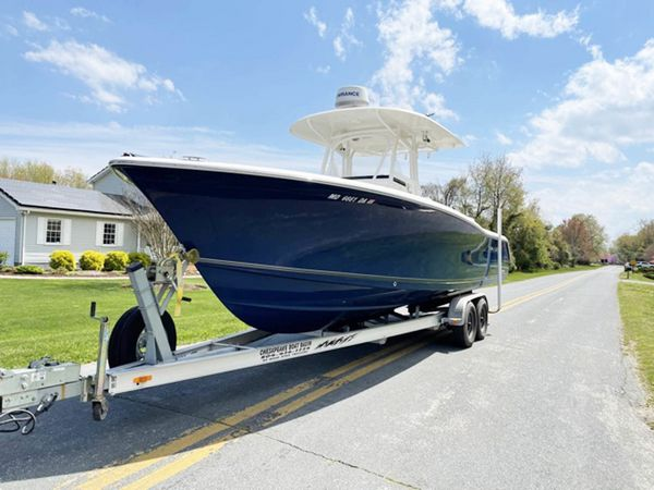 Used Sea Hunt Gamefish 29 Saltwater Fishing Boat For Sale