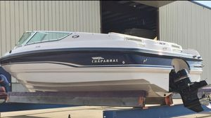 Used Chaparral 2130 SS Bowrider Boat For Sale