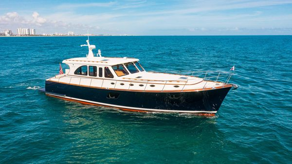 Used Vicem 58 Classic Motor Yacht For Sale