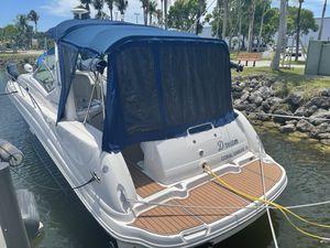 Used Sea Ray 340 Sundancer Power Cruiser Boat For Sale