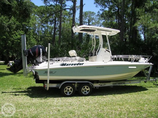Used Boston Whaler 210 Dauntless Center Console Fishing Boat For Sale