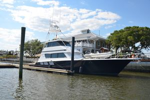 Used Hatteras Sportfish Flybridge Boat For Sale