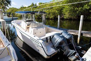 Used Grady White Bimini 306 Center Console Fishing Boat For Sale