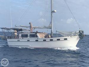 Used Island Trader 40 Motorsailer Sailboat For Sale