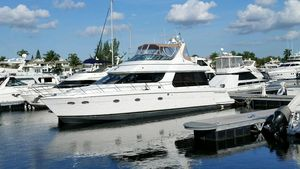 Used Carver 53 Voyager Pilothouse Motor Yacht For Sale