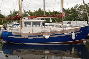 Used Fisher Motorsail Motorsailer Sailboat For Sale