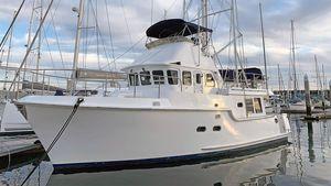 Used Nordhavn 43 Trawler Boat For Sale