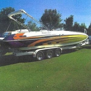 Used Conquest Top Cat 1 High Performance Boat For Sale