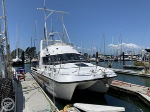 Used Noosa Performance Cat 38 Tuna Boat For Sale