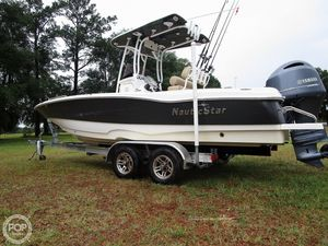 Used Nauticstar 231 Hybrid Center Console Fishing Boat For Sale