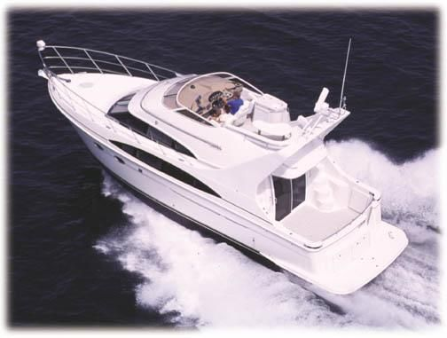 Used Carver 42 Mariner Motor Yacht For Sale