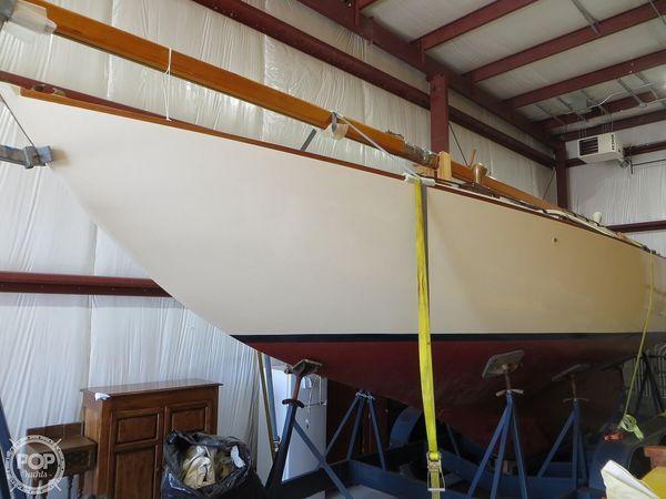 Used Custom Built 34 Nielsen Yawl Sailboat For Sale