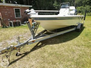 Used Nauticstar 2200 Sport Bay Boat For Sale