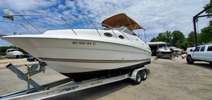 Used Wellcraft 2400 Martinique Cruiser Boat For Sale