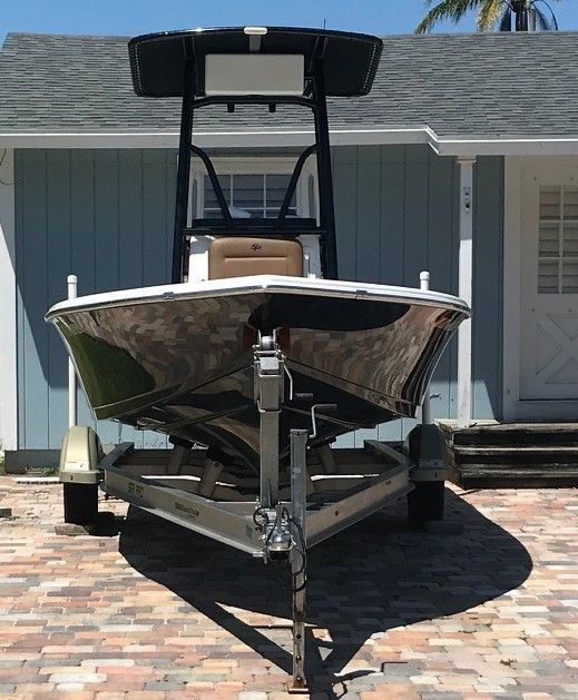 Used Sea Pro 208 Bay Boat For Sale