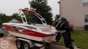Used Monterey M-225 Ski and Wakeboard Boat For Sale