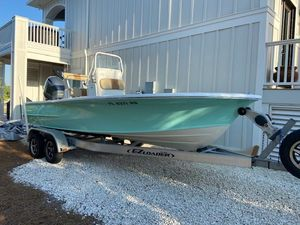 Used Chaos 21 Tarpon Bay Center Console Fishing Boat For Sale