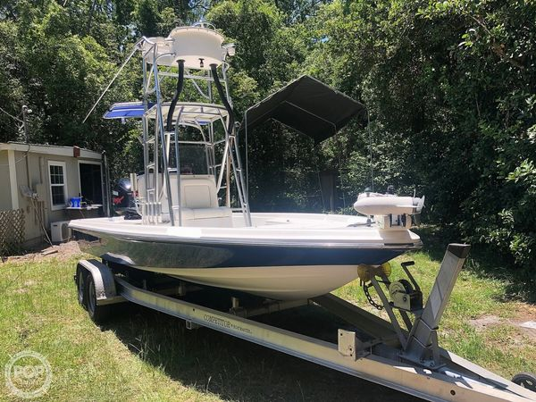 Used Shearwater 2200 CC Bay Boat For Sale