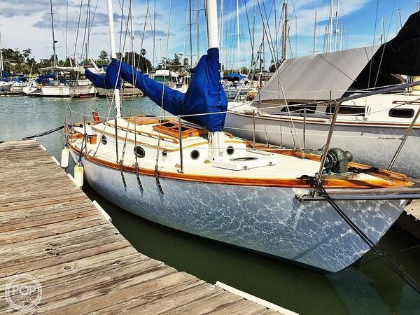Used Herreshoff H-28 Ketch Sailboat For Sale