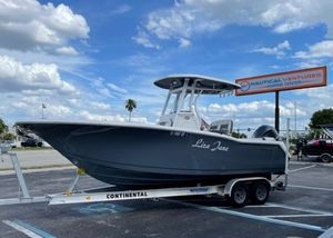 Used Tidewater 232 LXF Center Console Fishing Boat For Sale