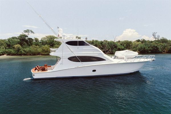 Used Hatteras 68 Convertible Fishing Boat For Sale