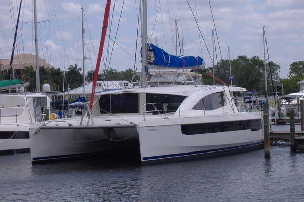 Used Leopard 48 Multi-Hull Sailboat For Sale