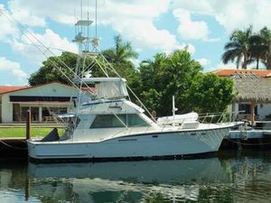 Used Hatteras 46 C Convertible Fishing Boat For Sale
