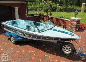 Used Mastercraft Tournament Ski and Wakeboard Boat For Sale