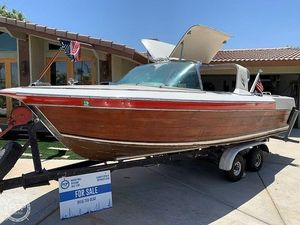 Used Century Sabre 18 Gull Wing Hardtop Antique and Classic Boat For Sale
