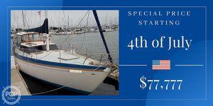 Used Columbia 45 Motor Sailer Sloop Sailboat For Sale