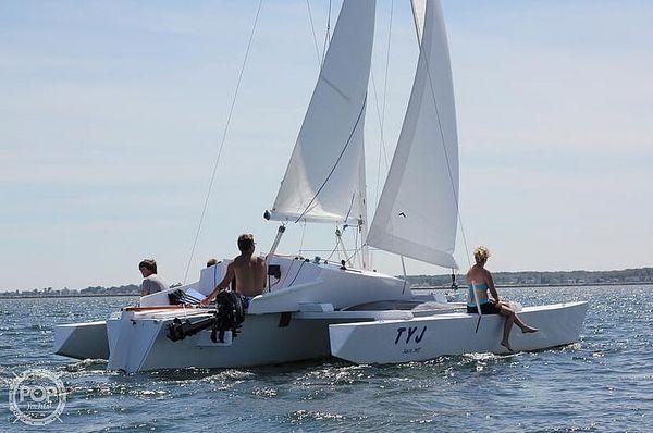 Used Seaclipper 24 Cruiser Sailboat For Sale