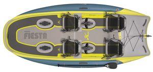 New Hobie Mirage Itrek Fiesta Cruiser Boat For Sale