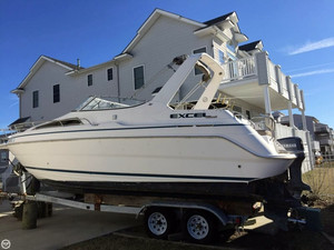 Used Wellcraft 26 Excel SE Express Cruiser Boat For Sale