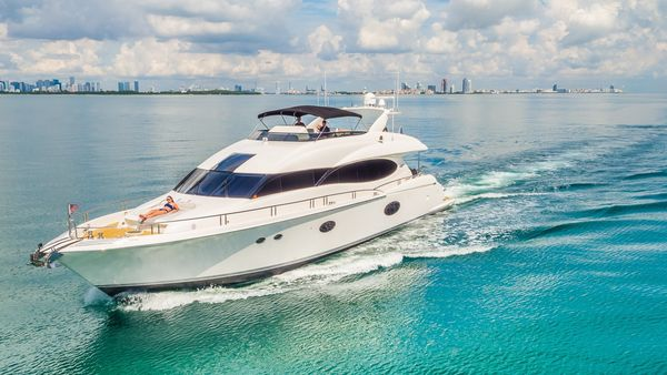 Used Lazzara Open Bridge Motor Yacht For Sale