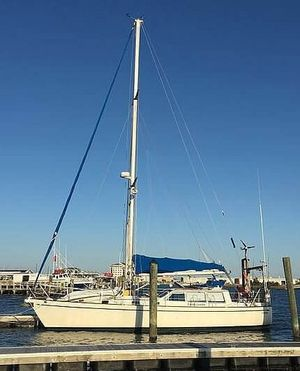 Used Brewer 40 Three Seas Cutter Sailboat For Sale