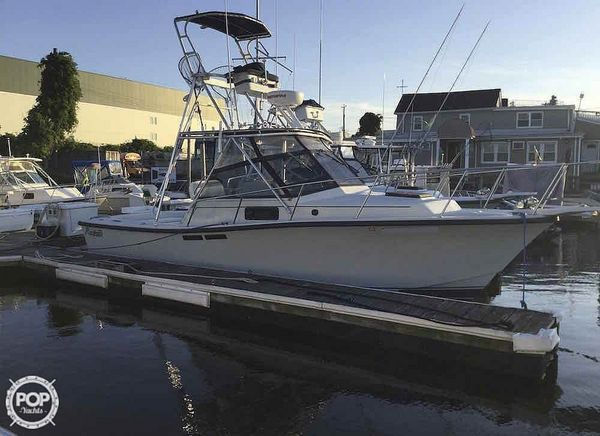 Used Rampage 280 SPORTSMAN DELUXE Sports Fishing Boat For Sale