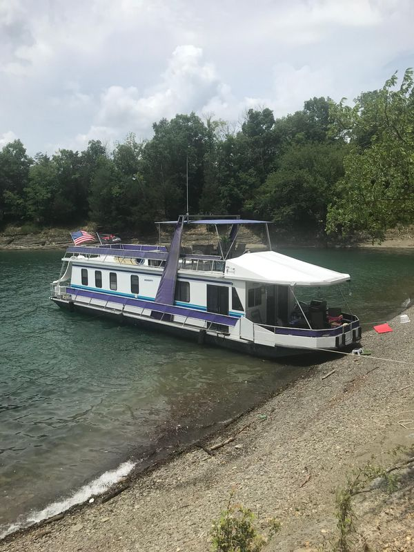 Used Stardust Cruisers 14x64 House Boat For Sale