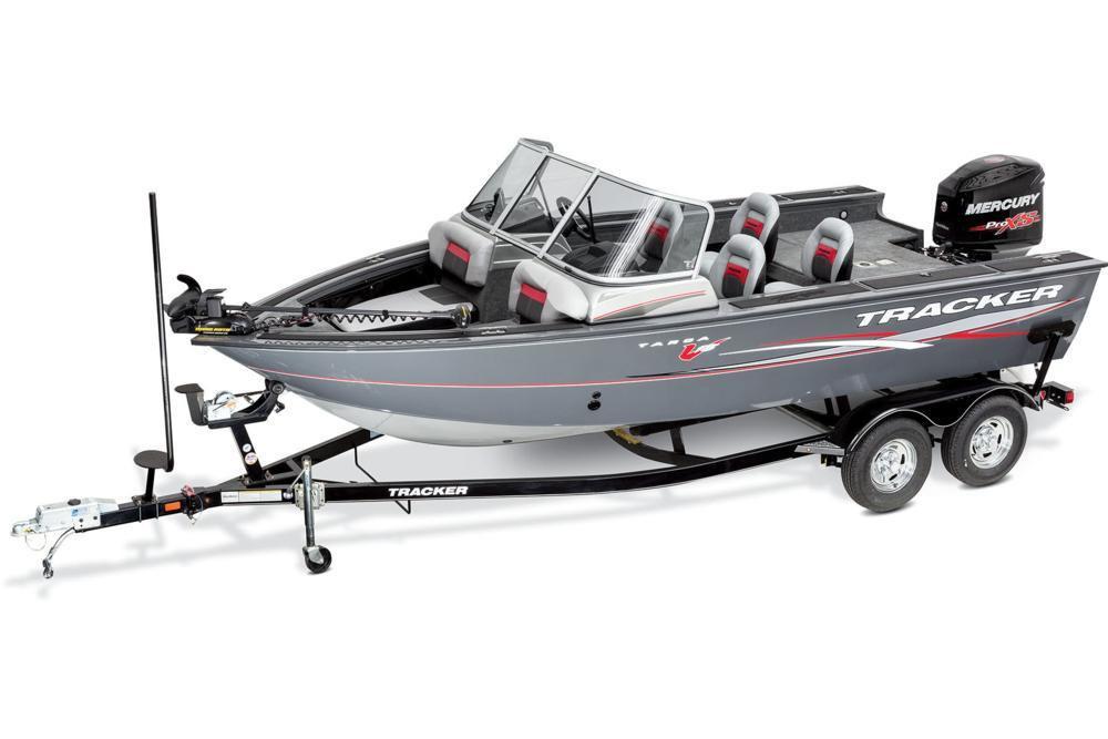 2016 new tracker targa v 18 combo aluminum fishing boat for Tracker fishing boats