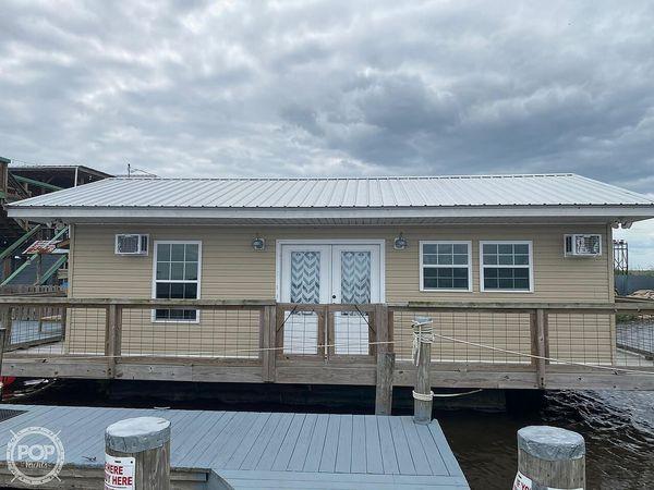 Used Custom Built 37 House Boat For Sale