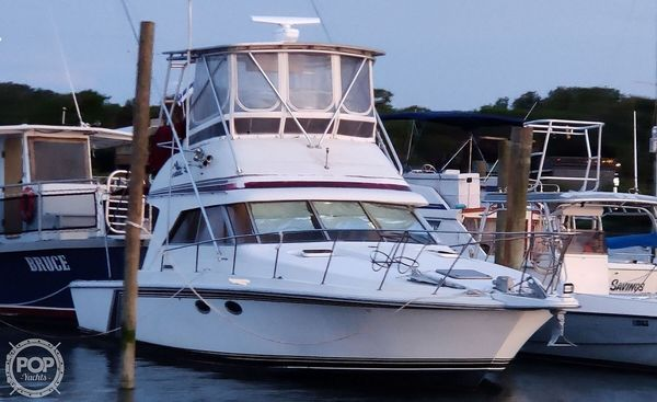Used Trojan 10.8-METER CNV Sports Fishing Boat For Sale