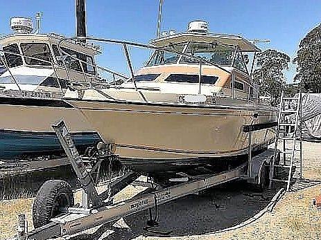 Used Skipjack 25 Cruiser Boat For Sale