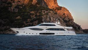 Used Ferretti Custom Line Motor Yacht For Sale