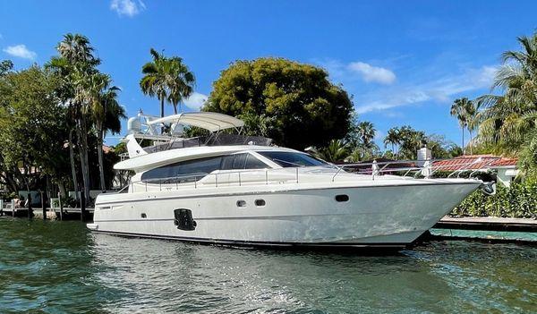 Used Ferretti Yachts 630 Motor Yacht For Sale